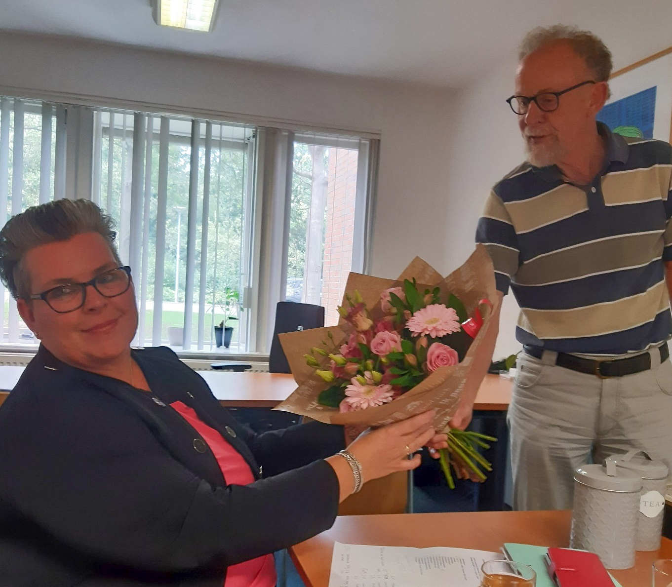 Cliëntenraad Humanitas Hoek van Holland weer in overleg met manager