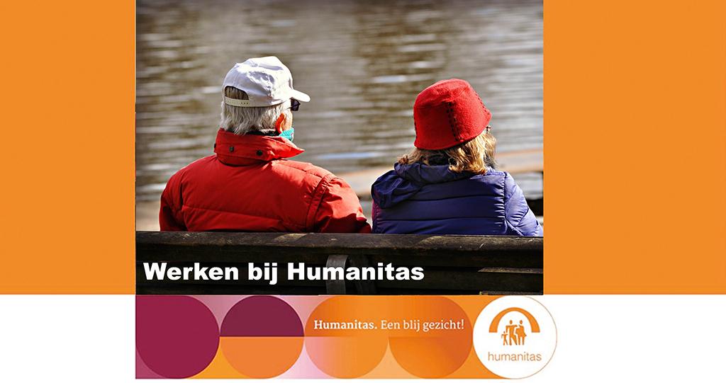 Werken bij Humanitas is leuk!